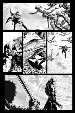 Shadowman #1, pg. 5