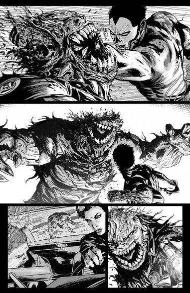 Shadowman #2, pg. 2